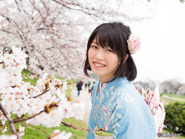 横山由依(AKB48)がはんなり巡る 京都 いろどり日記/第46回 春の京都でレトロ散歩