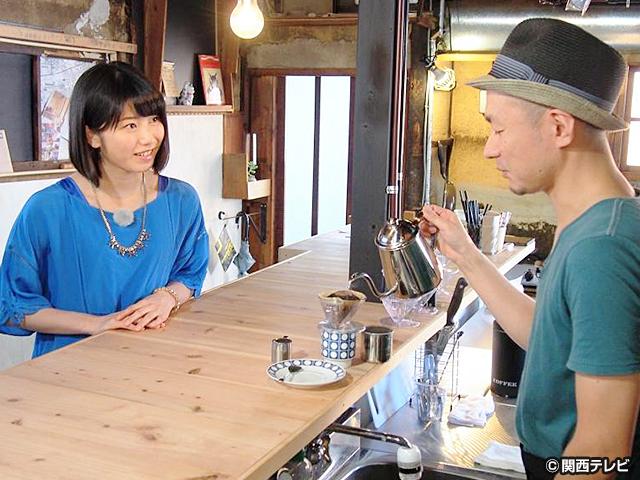 横山由依(AKB48)がはんなり巡る 京都 いろどり日記/第28話 古都の路地散歩