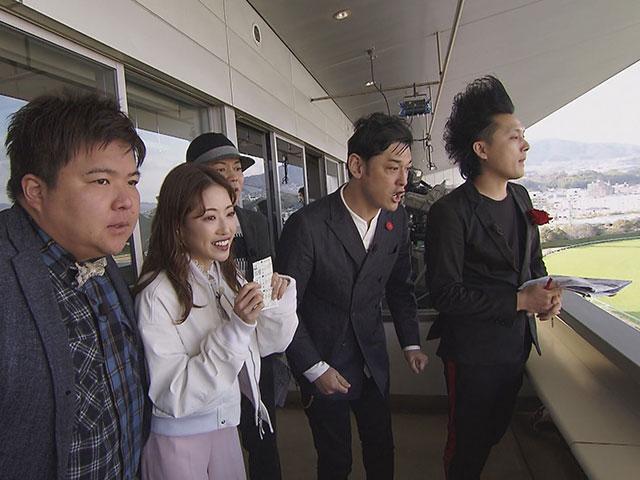 うまンchu/2019.3.9放送「くみっきーと競馬場デート(2) フィリーズレビュー(G2)」