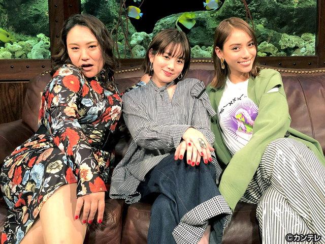 グータンヌーボ2/#21 バービー×筧美和子×滝沢カレン