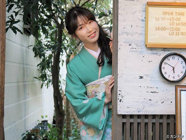 横山由依(AKB48)がはんなり巡る 京都 いろどり日記/第83回 隠れた桜の名所 松ヶ崎疎水