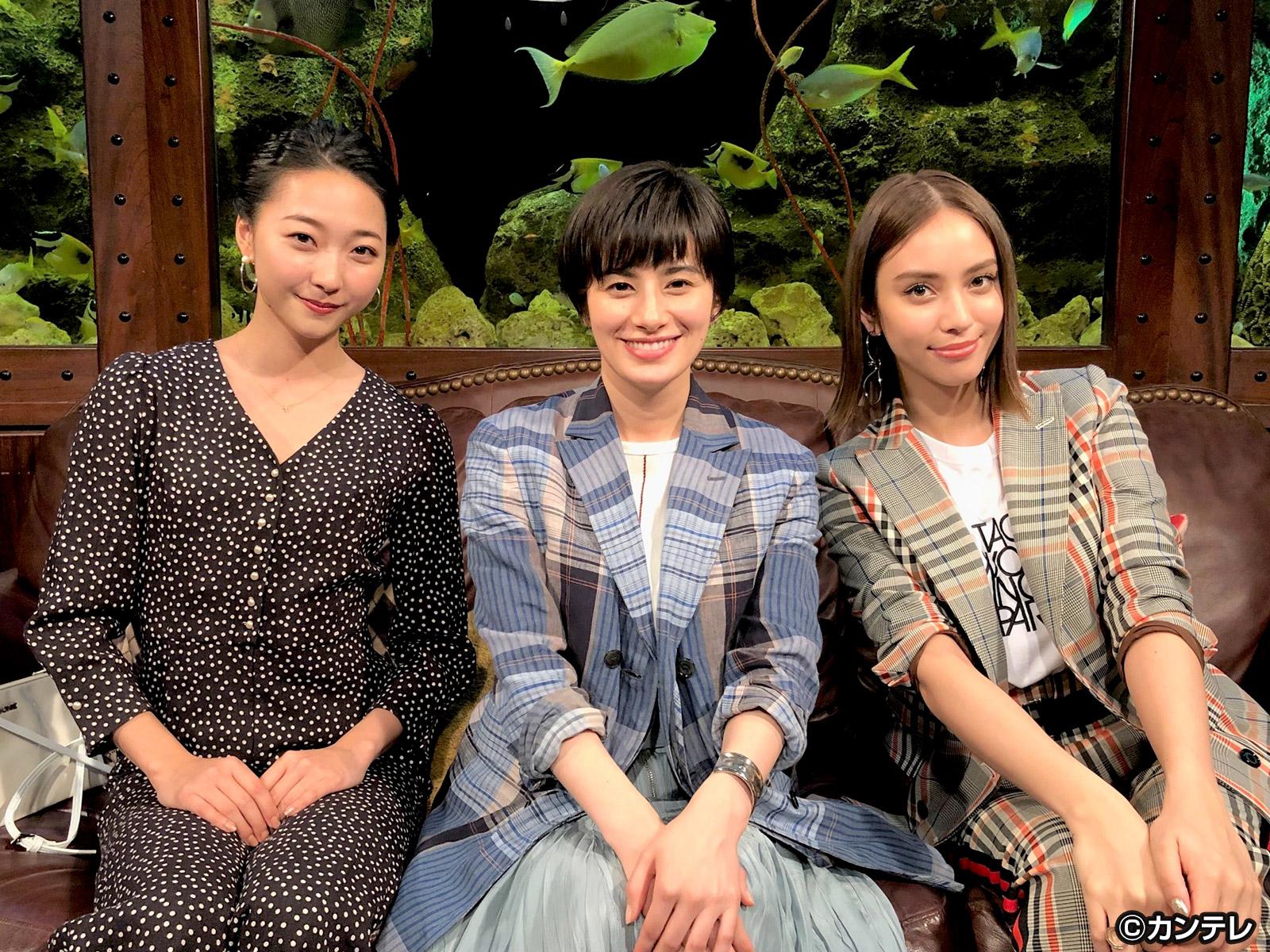 グータンヌーボ2/#15 ホラン千秋×畠山愛理×滝沢カレン