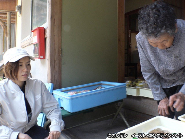 セブンルール/#64 高齢化が進む町でお年寄りに食料を届ける移動販売員