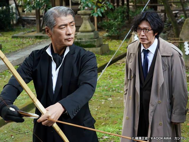 見逃し無料配信/探偵・由利麟太郎#3 殺しのピンヒール 2020/06/30放送分