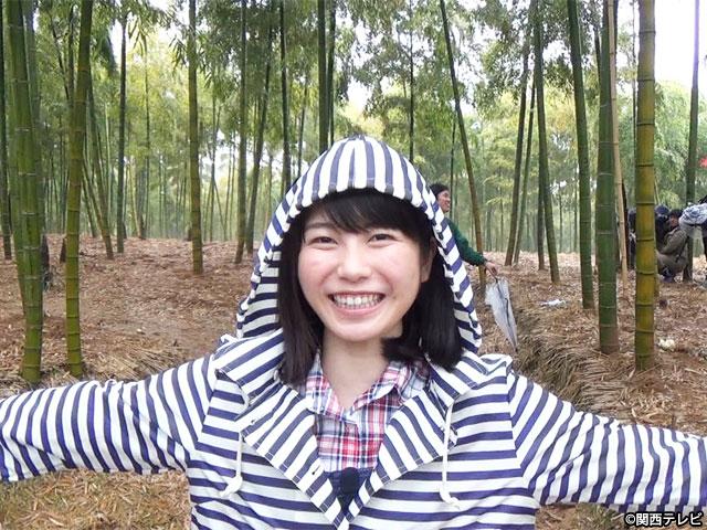【会員無料】横山由依(AKB48)ちゃんロケ中オフショット/第9弾