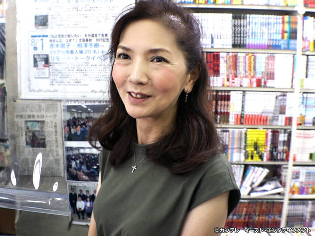 セブンルール/#162 元シンクロ日本代表が営む13坪の書店
