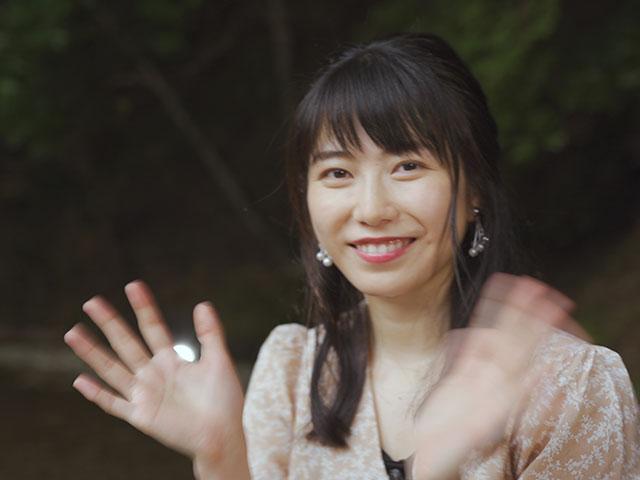 【会員無料】横山由依(AKB48)ちゃんロケ中オフショット/第60弾 ゆいはんと川遊び