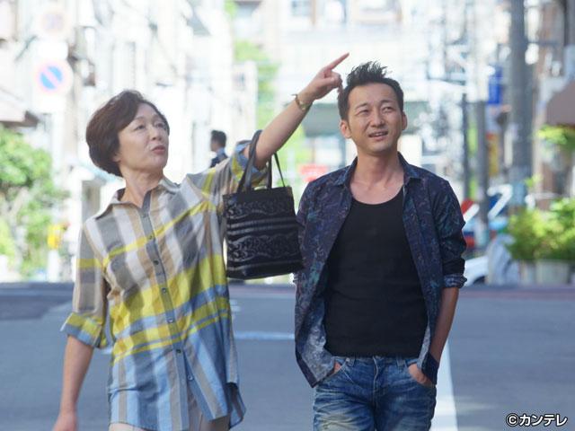 大阪環状線 ひと駅ごとの愛物語 Part2/Station2:弁天町駅「船出の母」