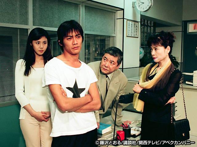 【無料】GTO/GTO#8 二学期の始業式にクビになる教師 1998/08/25放送分