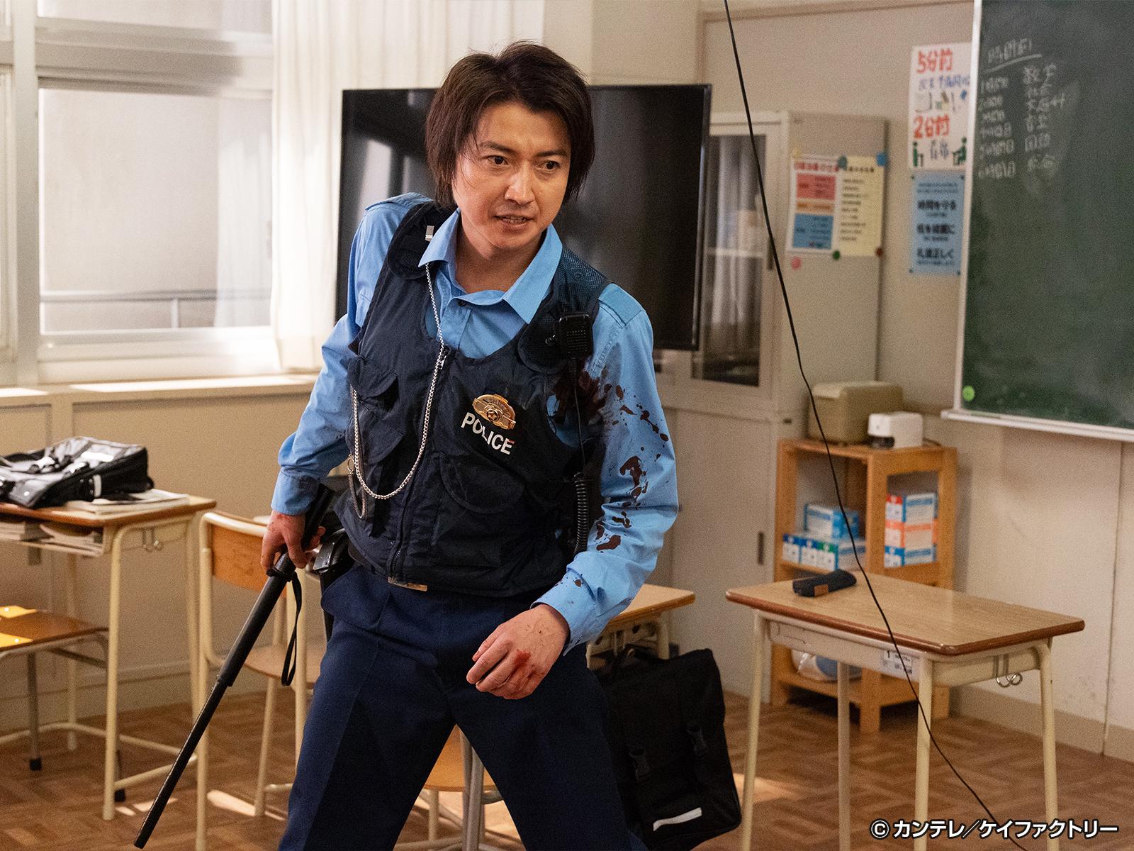 青のSP―学校内警察・嶋田隆平―/第10話 さよなら嶋田隆平…最後に伝える言葉は【字】