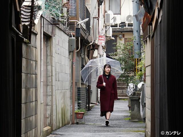 横山由依(AKB48)がはんなり巡る 京都 いろどり日記/第69回 京都の路地をゆいはんが上ル下ル