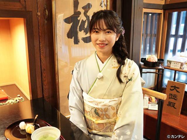横山由依(AKB48)がはんなり巡る 京都 いろどり日記/第79回 2020年 京都で人気の縁起のええもんを探して