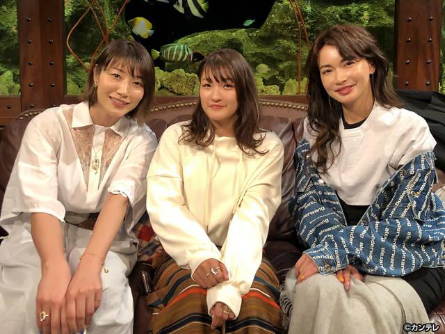グータンヌーボ2/#63 狩野舞子×RENA×長谷川京子