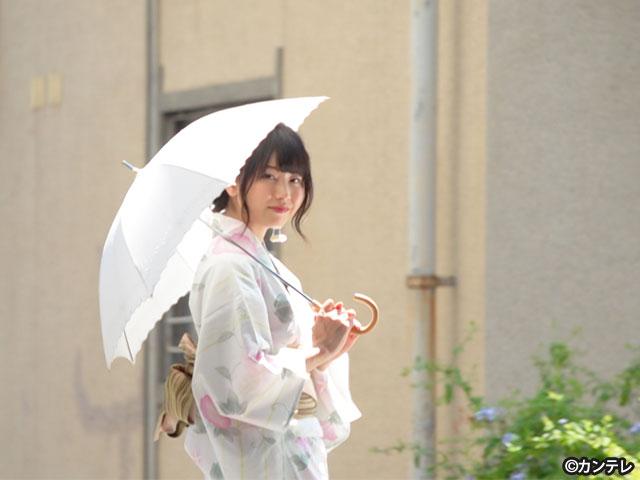 【会員無料】横山由依(AKB48)ちゃんロケ中オフショット/第24弾 浴衣で飴編