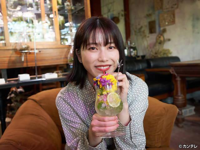横山由依(AKB48)がはんなり巡る 京都 いろどり日記/第97回 左京区岩倉の秘密基地
