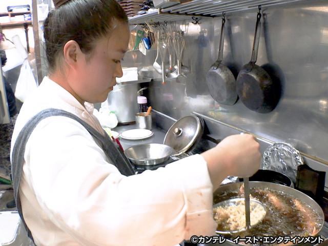 セブンルール/#70 大好きな祖父の味を守り続ける…浅草の創業51年老舗洋食店シェフ