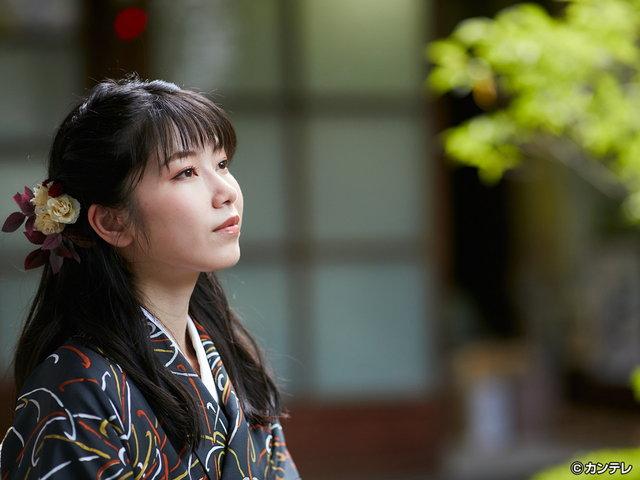 横山由依(AKB48)がはんなり巡る 京都 いろどり日記/第76回 令和の秋 新旧の歴史を感じる 御所周辺をぶらり