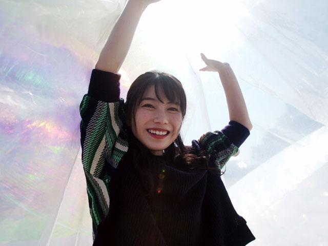 【会員無料】横山由依(AKB48)ちゃんロケ中オフショット/第51弾 ゆいはんの写真講座