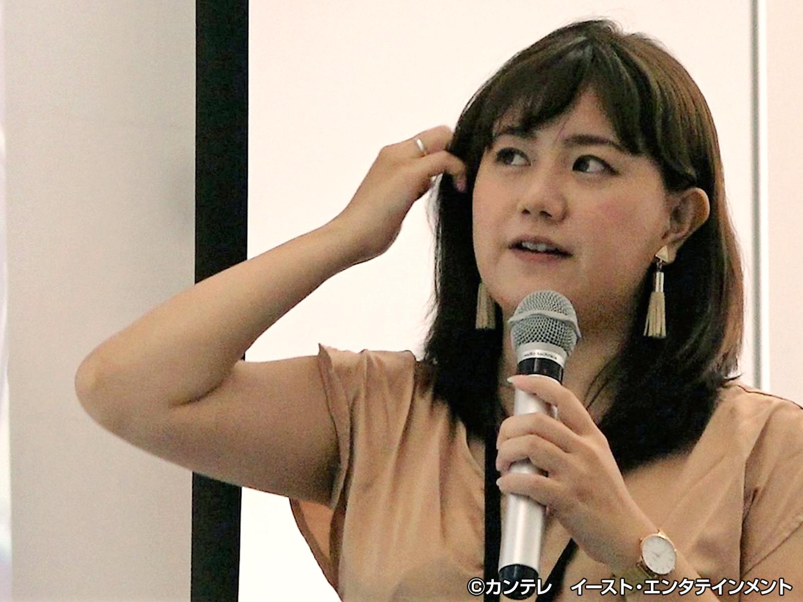 セブンルール/#30 未来のノーベル賞候補!工学研究者・玉城絵美!