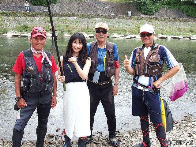 横山由依(AKB48)がはんなり巡る 京都 いろどり日記/第37回 日差し夏めく京の街