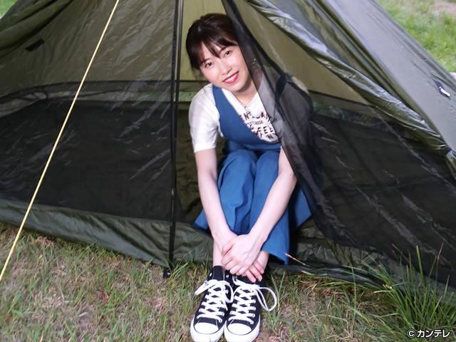横山由依(AKB48)がはんなり巡る 京都 いろどり日記/第94回 京の山に魅せられたご夫婦