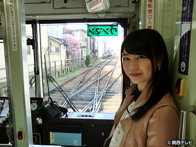 横山由依(AKB48)がはんなり巡る 京都 美の音色 /第9話 古都に響く鉄道の音色