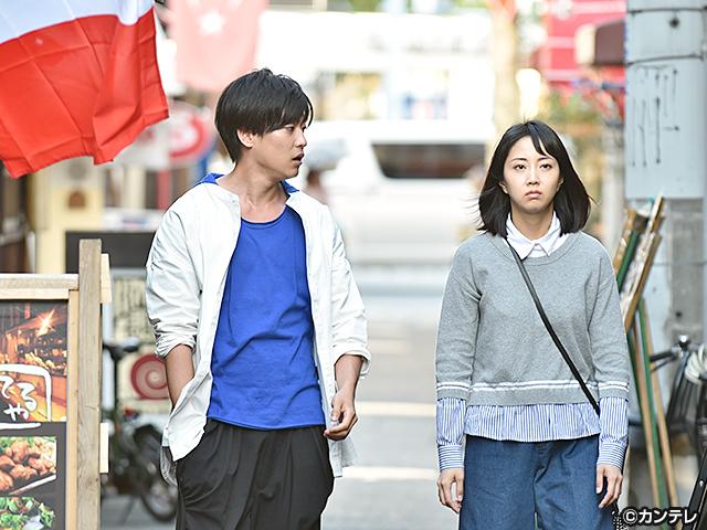 大阪環状線 ひと駅ごとの愛物語/Station6:福島駅「屋根の暗号」