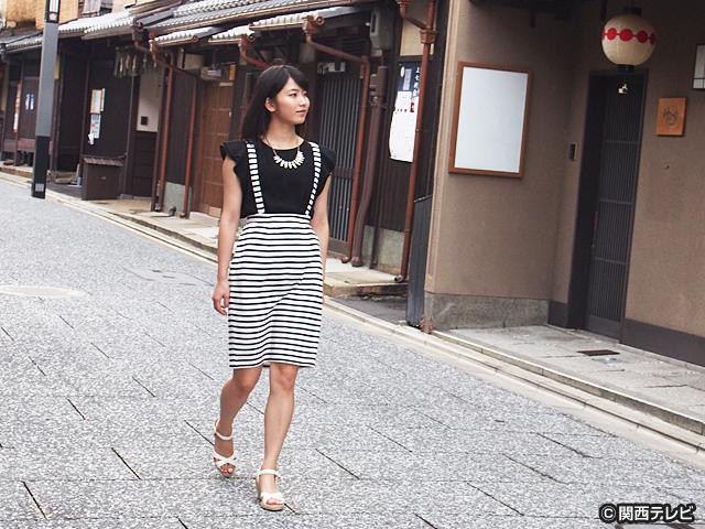 横山由依(AKB48)がはんなり巡る 京都 いろどり日記/【番外編】第14話 北野天満宮・上七軒で見つけた夏の色