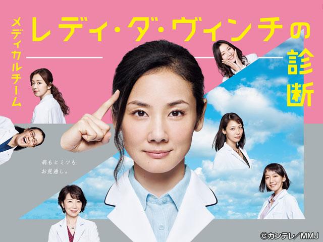 安藤和久 (関西テレビ)/レディ・ダ・ヴィンチの診断