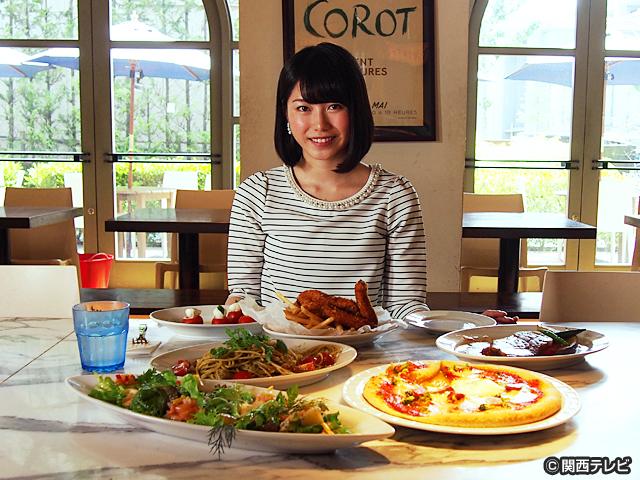 横山由依(AKB48)がはんなり巡る 京都 いろどり日記/第24話 京の食堂
