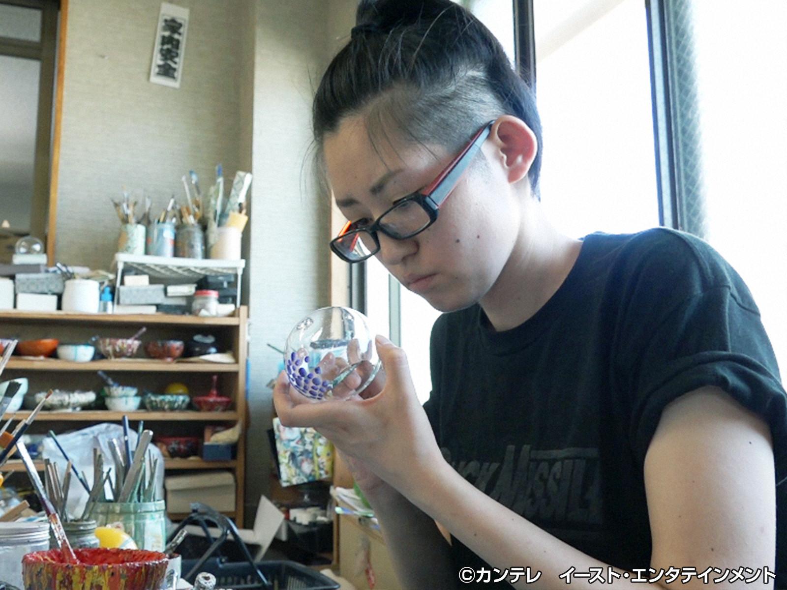 セブンルール/#16 百年の伝統を継ぐ四代目江戸風鈴職人の夏