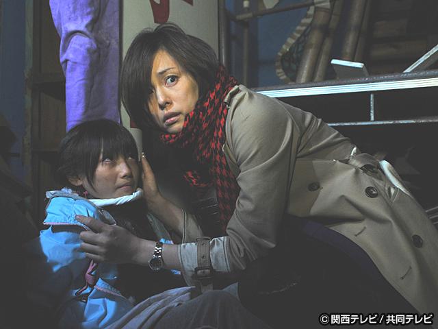 HUNTER-その女たち、賞金稼ぎ-/第10話 真犯人に反撃…日本中が目撃する最後の闘い