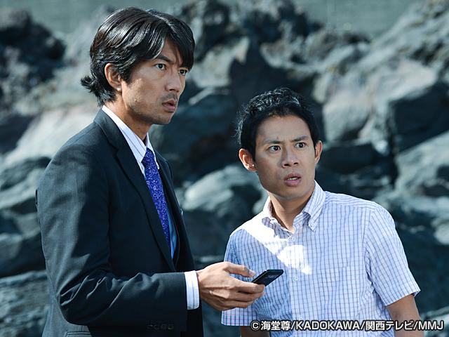 チーム・バチスタ4 螺鈿迷宮/第8話 殺人犯は死者!?