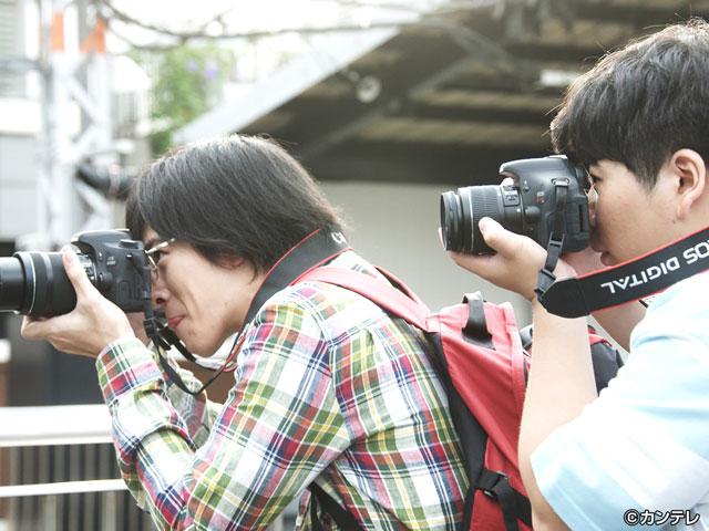 大阪環状線 ひと駅ごとの愛物語 Part2/Station9:特別編「撮り鉄19駅を巡る恋」