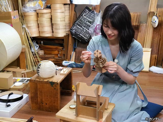 横山由依(AKB48)がはんなり巡る 京都 いろどり日記/第90回 京都を照らす新しい明かり