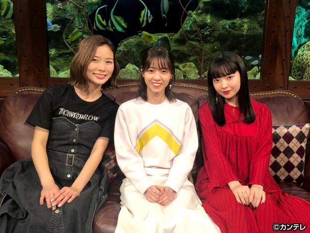 グータンヌーボ2/#12 朝日奈央×田中芽衣×西野七瀬