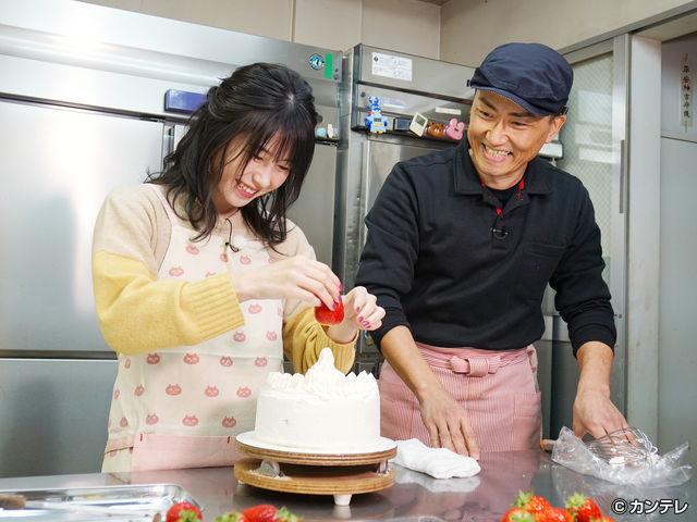 横山由依(AKB48)がはんなり巡る 京都 いろどり日記/第56回 如月の京畑から旬をお届け