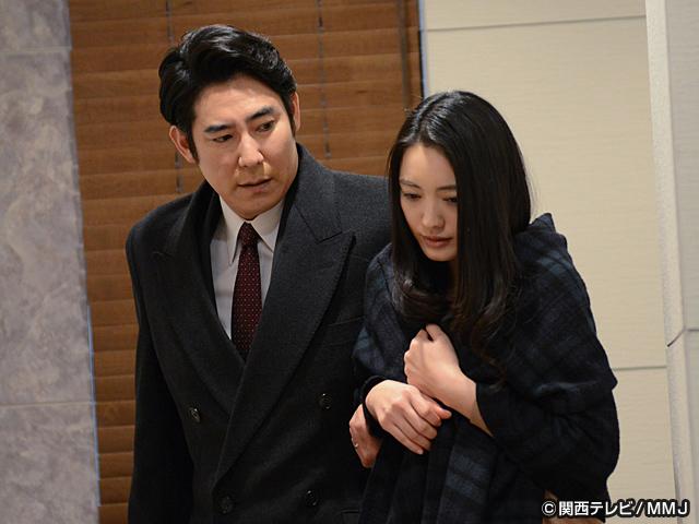 サキ/第9話 セレブ妻を狂わす疑惑の真珠