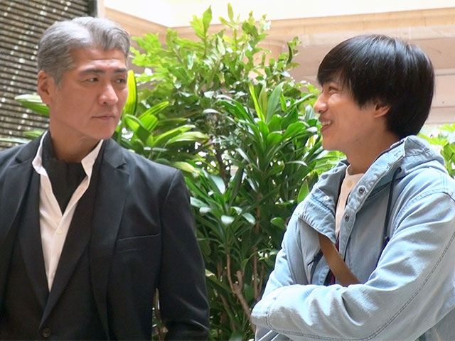 探偵・由利麟太郎/【会員無料】撮影メイキング映像 (1)