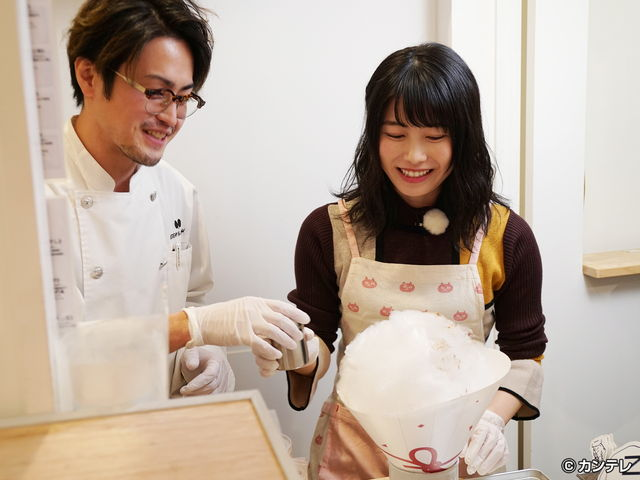 横山由依(AKB48)がはんなり巡る 京都 いろどり日記/第55回 カラフルな京の色を探して