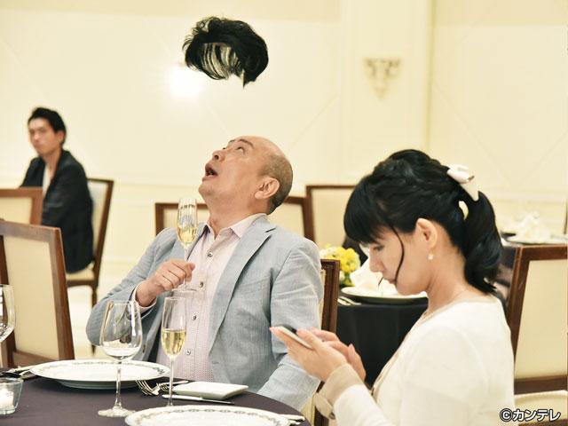 大阪環状線 ひと駅ごとの愛物語 Part2/Station4:天満駅「妻の霊がカツラに取り憑いた男」