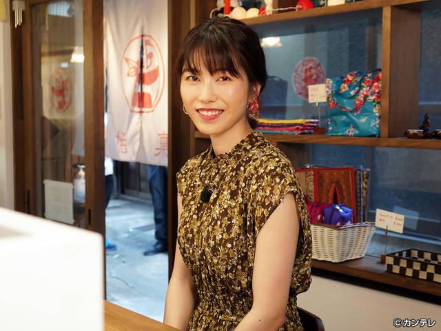 横山由依(AKB48)がはんなり巡る 京都 いろどり日記/第93回 残暑を楽しむ KYOTO NEW SWEETS