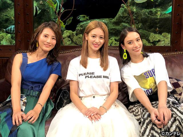 グータンヌーボ2/#31 福田彩乃×E-girls・楓×滝沢カレン