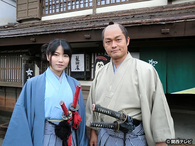 横山由依(AKB48)がはんなり巡る 京都 美の音色 /第8話 太秦・詠歌の町に響く音色