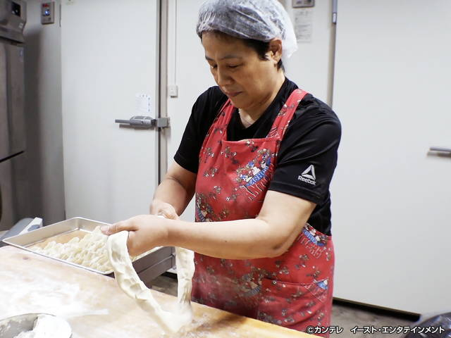 セブンルール#158 中国出身店主が作る本場の絶品餃子 2020/08/04放送分
