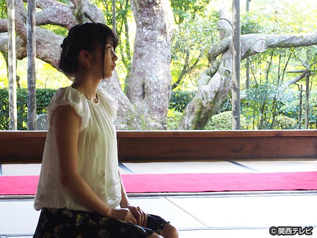 横山由依(AKB48)がはんなり巡る 京都 いろどり日記/第2話 大原の里で見つけた京の色