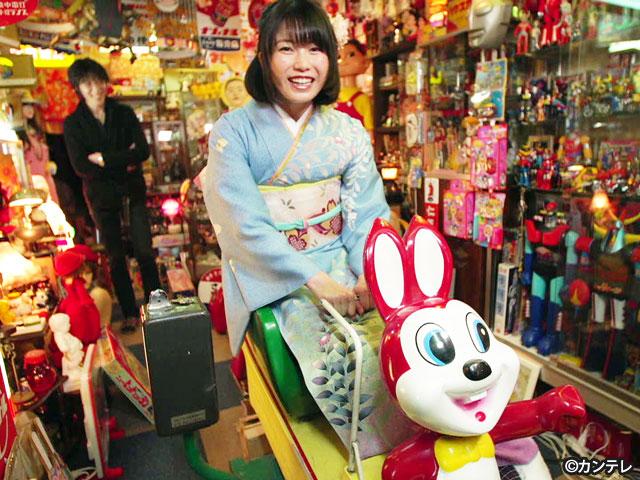 【会員無料】横山由依(AKB48)ちゃんロケ中オフショット/第32弾 桜の京都