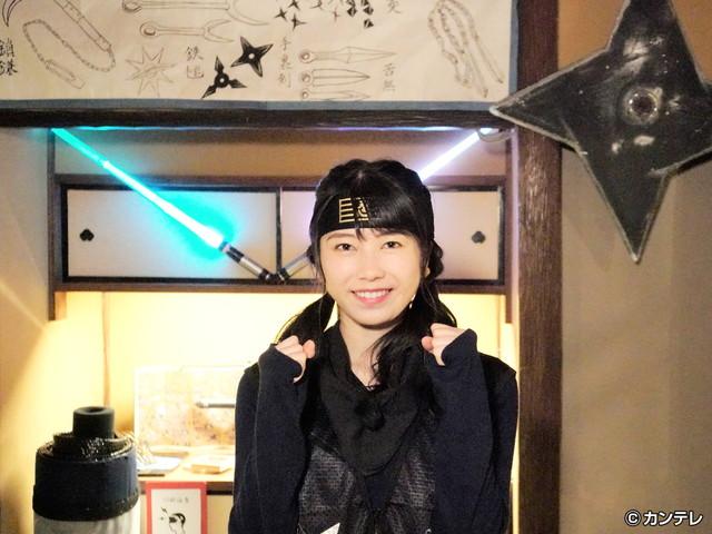横山由依(AKB48)がはんなり巡る 京都 いろどり日記/【番外編】第66回 外国人が大注目!タイムスリップKYOTO