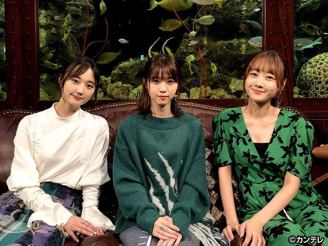 グータンヌーボ2/#36 高田秋×鈴木友菜×西野七瀬