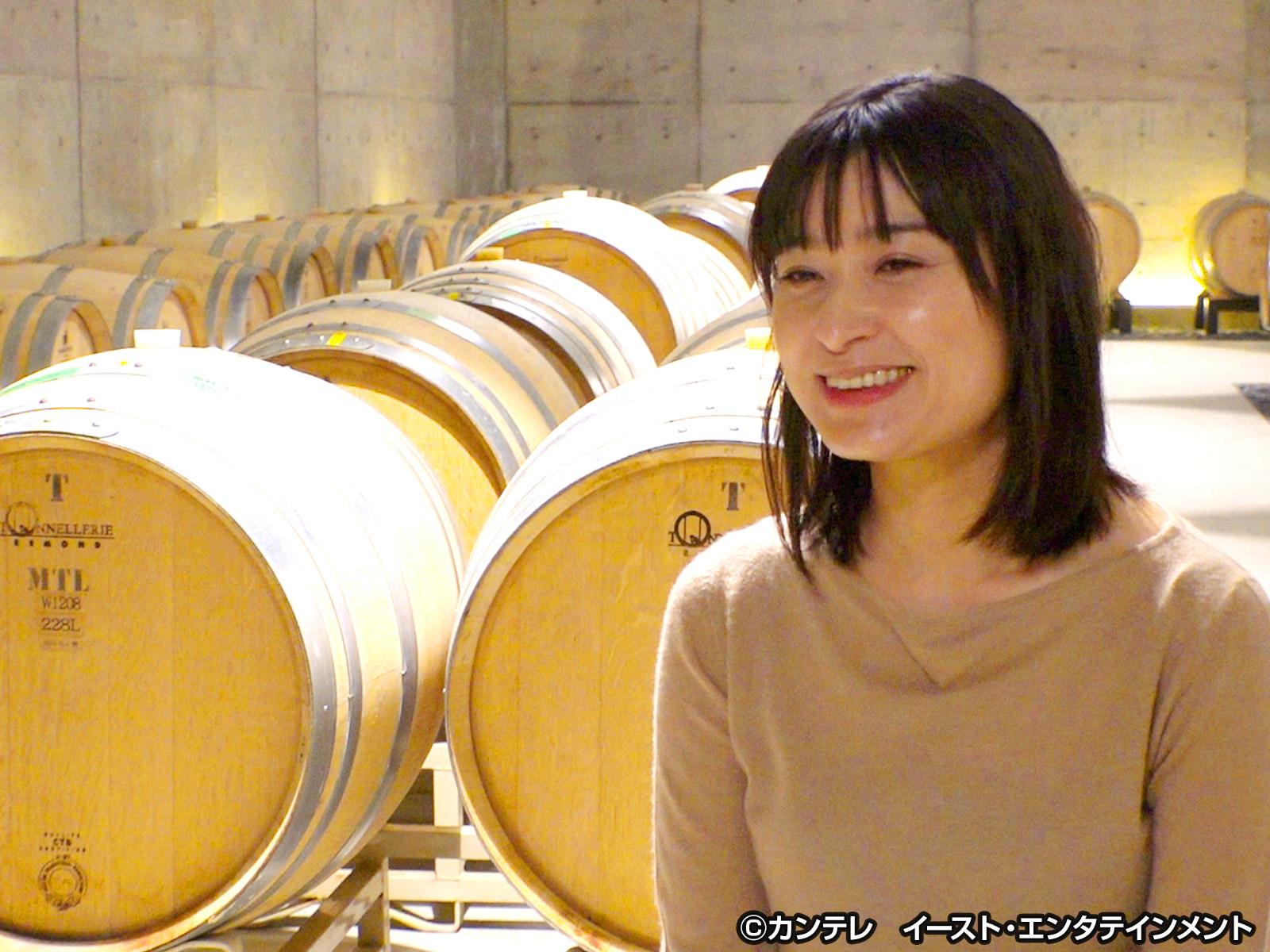 セブンルール/#42 世界で金賞の日本ワイン!甲州ぶどうに365日捧げる美人醸造家